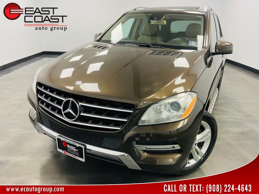 Used 2013 Mercedes-Benz M-Class in Linden, New Jersey   East Coast Auto Group. Linden, New Jersey