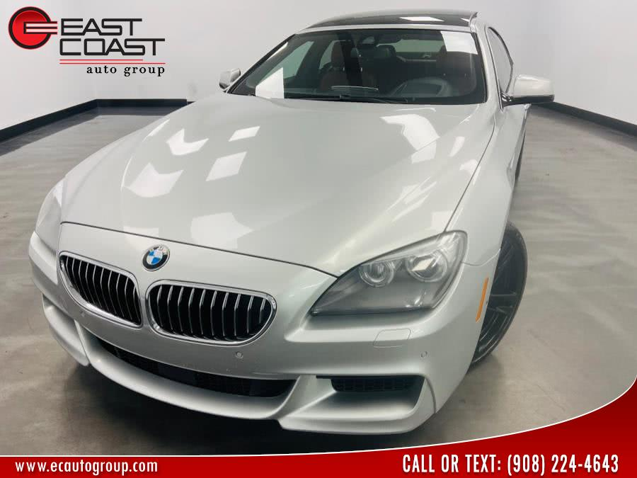 Used BMW 6 Series 4dr Sdn 640i xDrive AWD Gran Coupe 2014 | East Coast Auto Group. Linden, New Jersey