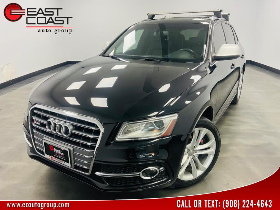 Used 2014 Audi SQ5 in Linden, New Jersey | East Coast Auto Group. Linden, New Jersey