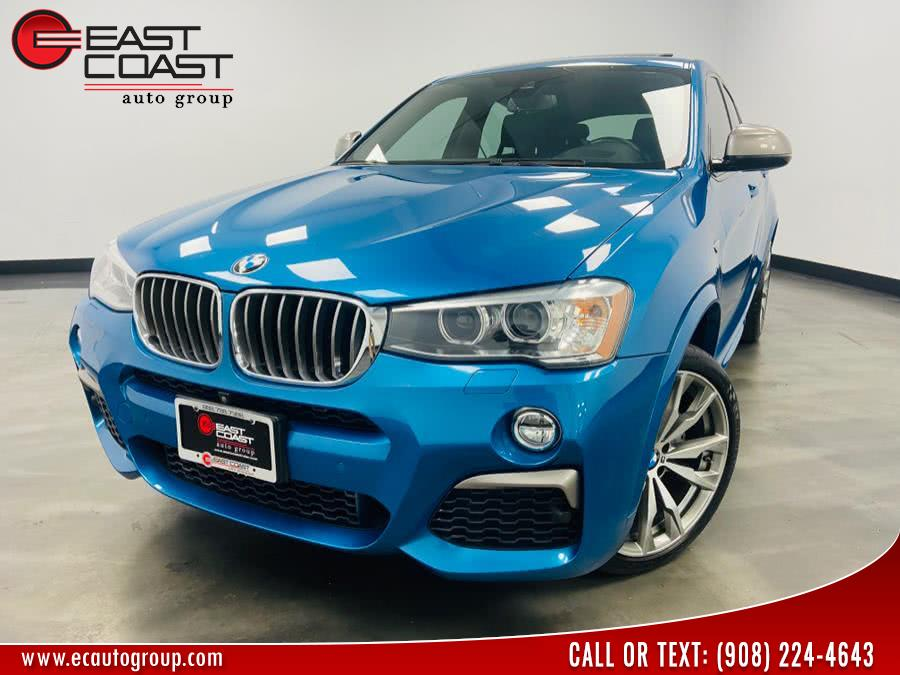 Used 2016 BMW X4 in Linden, New Jersey | East Coast Auto Group. Linden, New Jersey
