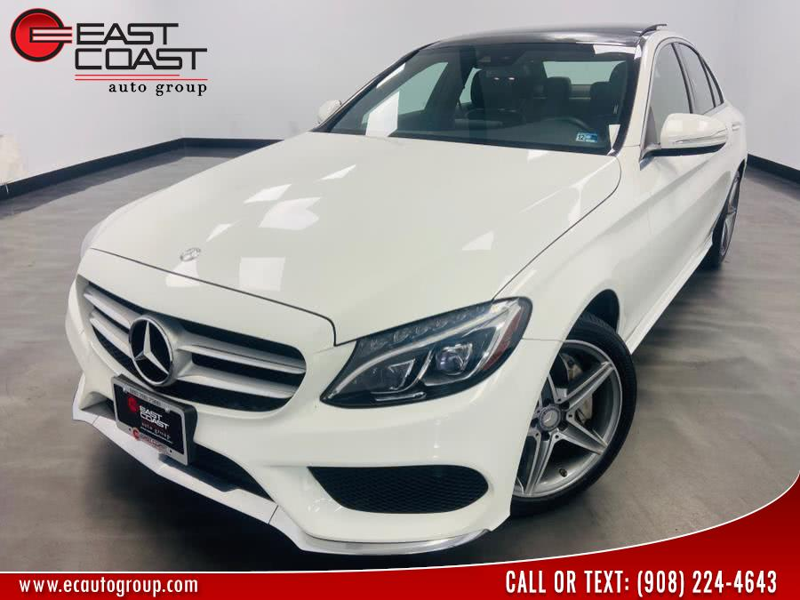 Used 2015 Mercedes-Benz C-Class in Linden, New Jersey | East Coast Auto Group. Linden, New Jersey