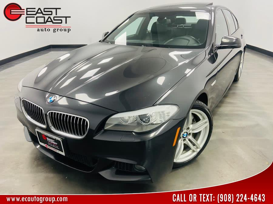 Used 2013 BMW 5 Series in Linden, New Jersey   East Coast Auto Group. Linden, New Jersey