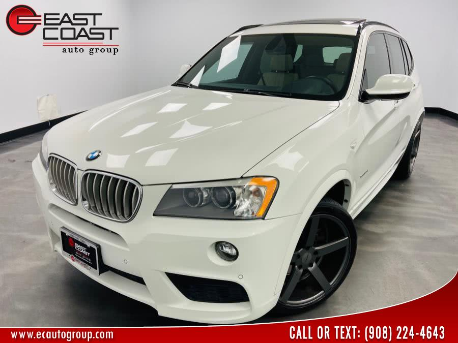 Used 2011 BMW X3 in Linden, New Jersey | East Coast Auto Group. Linden, New Jersey