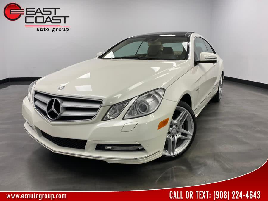 Used 2012 Mercedes-Benz E-Class in Linden, New Jersey | East Coast Auto Group. Linden, New Jersey