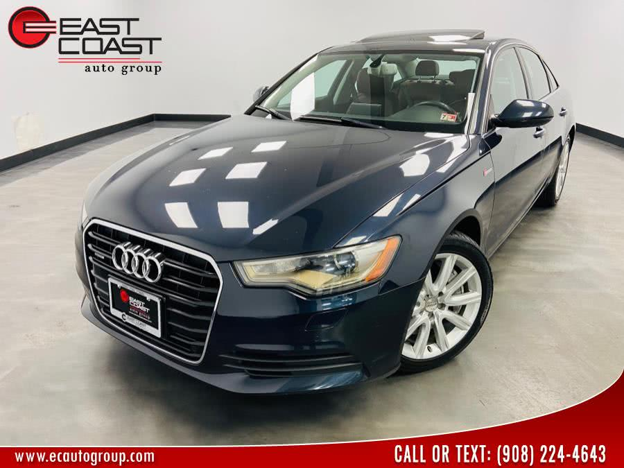 Used Audi A6 4dr Sdn quattro 3.0T Premium Plus 2013 | East Coast Auto Group. Linden, New Jersey