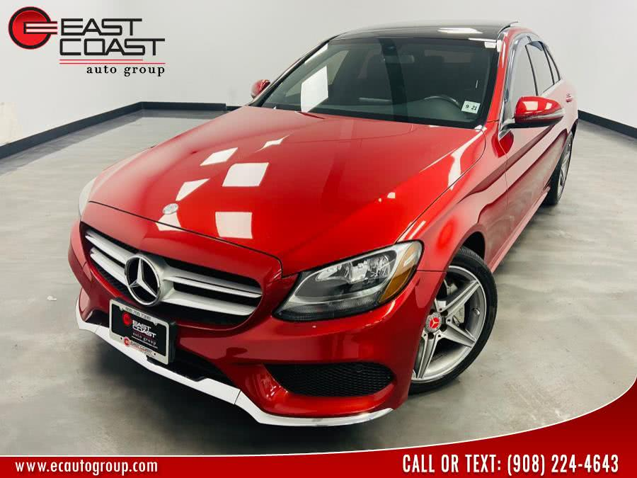 Used 2016 Mercedes-Benz C-Class in Linden, New Jersey | East Coast Auto Group. Linden, New Jersey