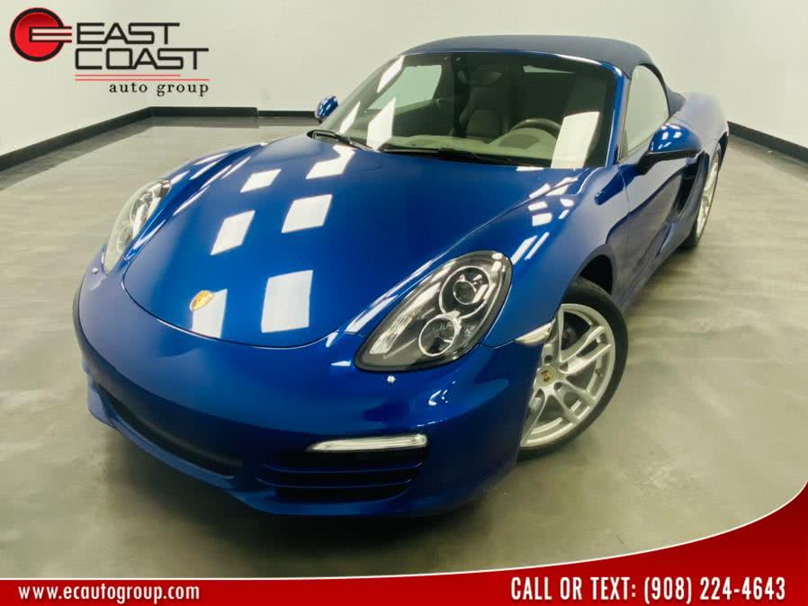 Used 2013 Porsche Boxster in Linden, New Jersey | East Coast Auto Group. Linden, New Jersey