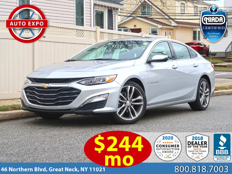Used 2020 Chevrolet Malibu in Great Neck, New York | Auto Expo Ent Inc.. Great Neck, New York