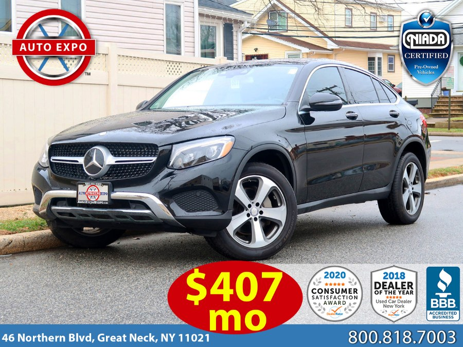 Used 2017 Mercedes-benz Glc in Great Neck, New York | Auto Expo Ent Inc.. Great Neck, New York