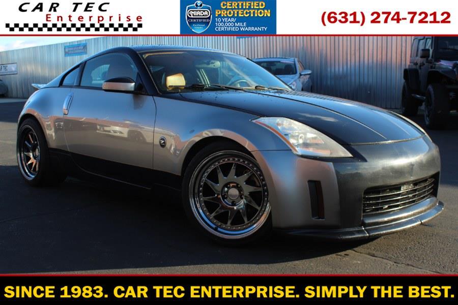 Used 2003 Nissan 350Z in Deer Park, New York | Car Tec Enterprise Leasing & Sales LLC. Deer Park, New York