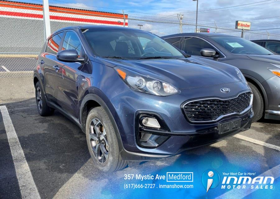 Used 2020 Kia Sportage in Medford, Massachusetts | Inman Motors Sales. Medford, Massachusetts