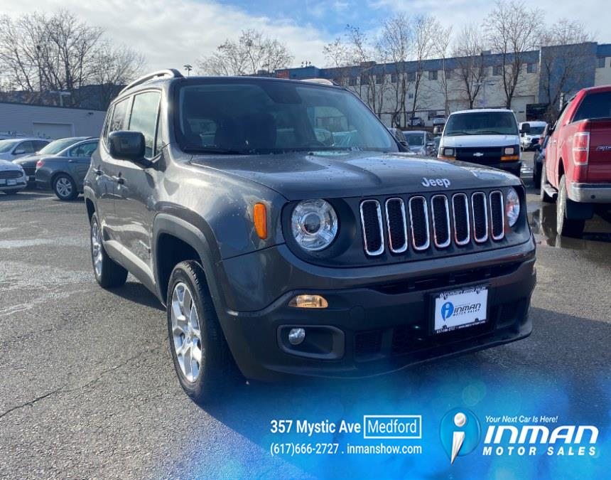 Used 2017 Jeep Renegade in Medford, Massachusetts | Inman Motors Sales. Medford, Massachusetts