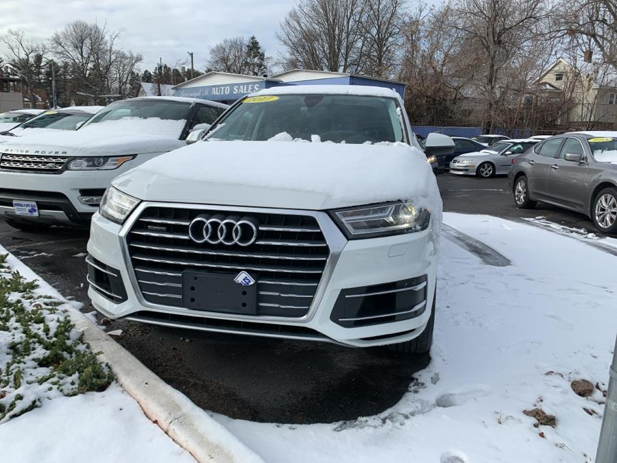 Used 2017 Audi Q7 in Springfield, Massachusetts | Bournigal Auto Sales. Springfield, Massachusetts