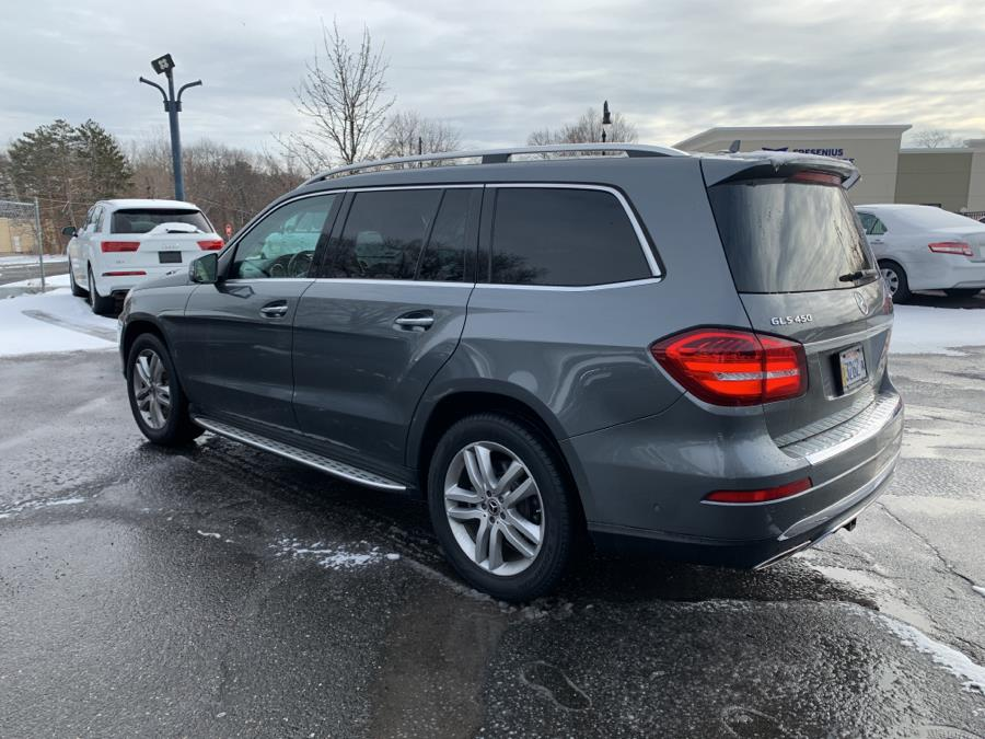Used Mercedes-Benz GLS GLS 450 4MATIC SUV 2017 | Bournigal Auto Sales. Springfield, Massachusetts