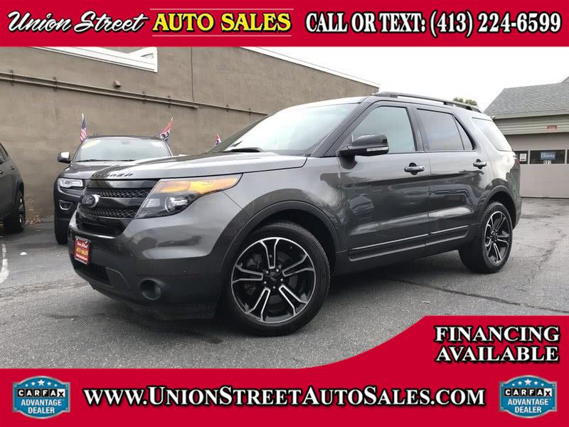 Used 2015 Ford Explorer in West Springfield, Massachusetts | Union Street Auto Sales. West Springfield, Massachusetts