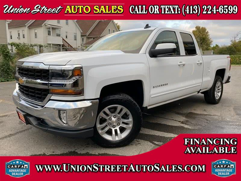 Used 2016 Chevrolet Silverado 1500 in West Springfield, Massachusetts | Union Street Auto Sales. West Springfield, Massachusetts