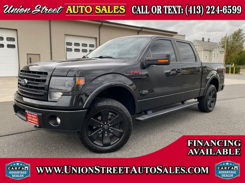 Used 2014 Ford F-150 in West Springfield, Massachusetts | Union Street Auto Sales. West Springfield, Massachusetts