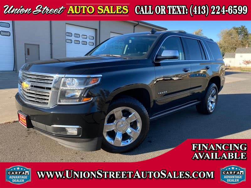 Used 2015 Chevrolet Tahoe in West Springfield, Massachusetts | Union Street Auto Sales. West Springfield, Massachusetts