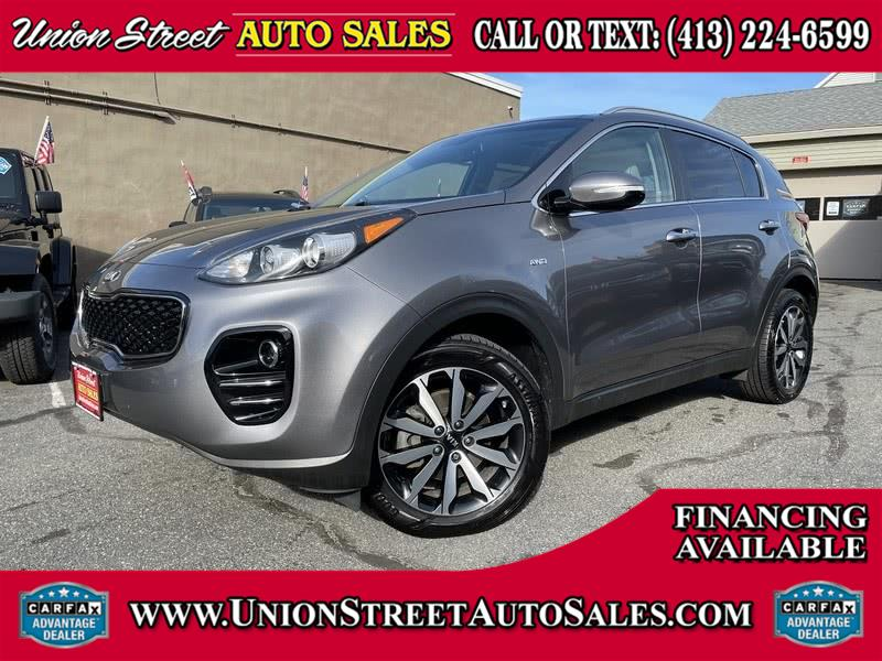 Used 2017 Kia Sportage in West Springfield, Massachusetts | Union Street Auto Sales. West Springfield, Massachusetts