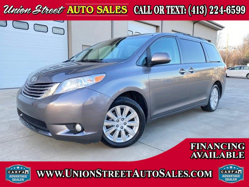 Used 2015 Toyota Sienna in West Springfield, Massachusetts | Union Street Auto Sales. West Springfield, Massachusetts