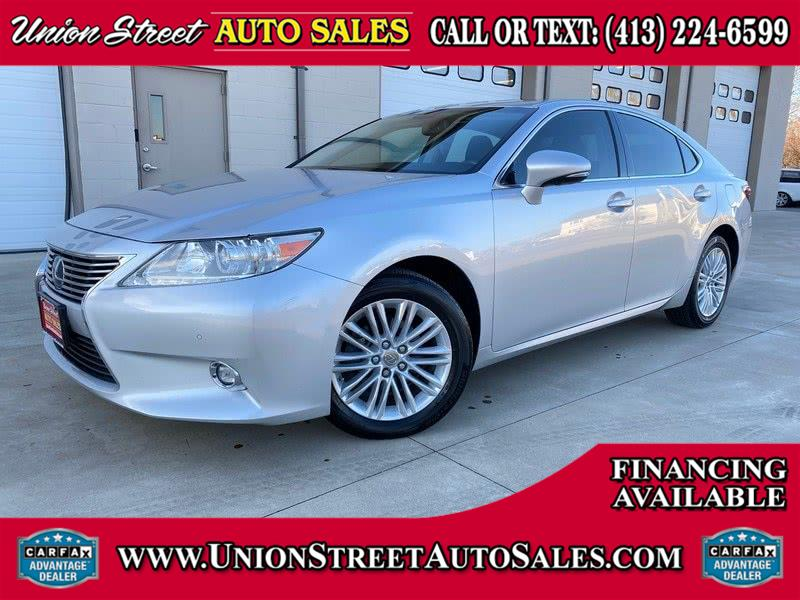 Used 2014 Lexus ES 350 in West Springfield, Massachusetts | Union Street Auto Sales. West Springfield, Massachusetts