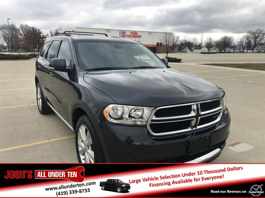 Used 2012 Dodge Durango in Elida, Ohio | Josh's All Under Ten LLC. Elida, Ohio