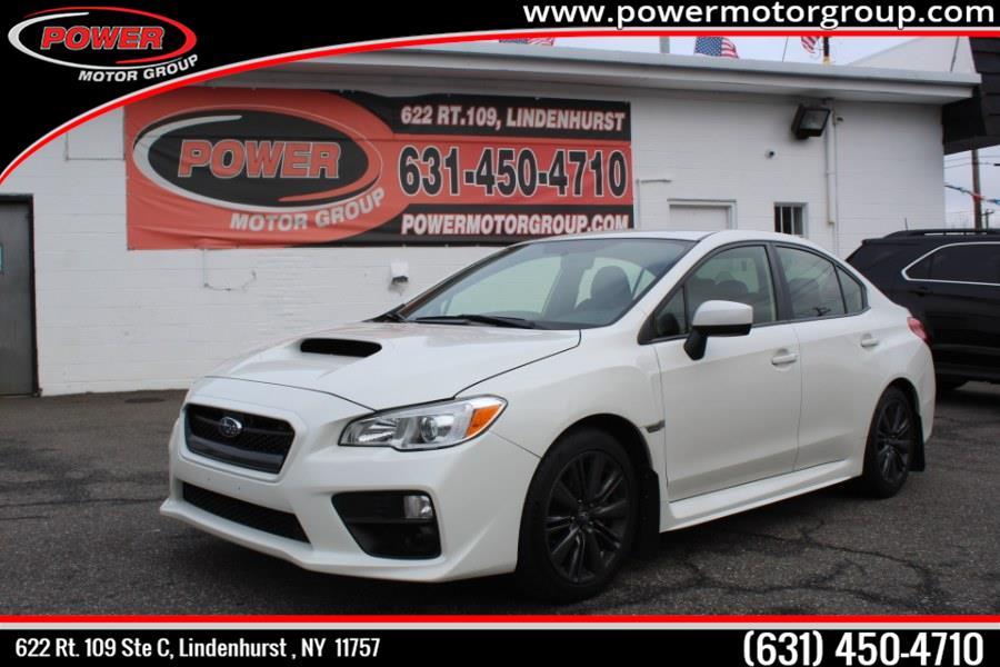 Used 2017 Subaru WRX in Lindenhurst , New York | Power Motor Group. Lindenhurst , New York