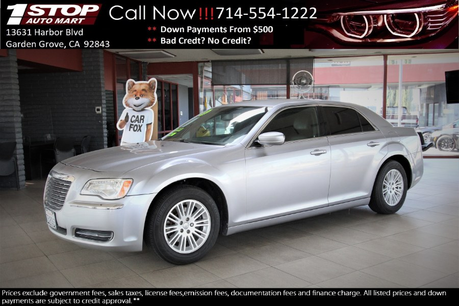 Used Chrysler 300 4dr Sdn RWD 2013 | 1 Stop Auto Mart Inc.. Garden Grove, California