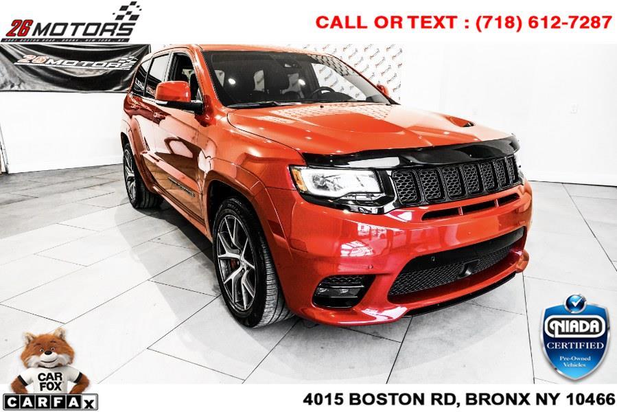 Used Jeep Grand Cherokee SRT 4x4 2017 | 26 Motors Corp. Bronx, New York