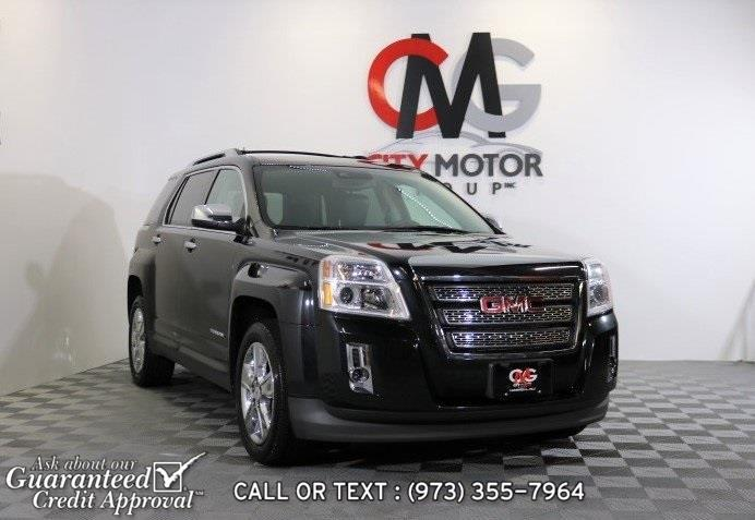 Used GMC Terrain SLT-2 2015 | City Motor Group Inc.. Haskell, New Jersey