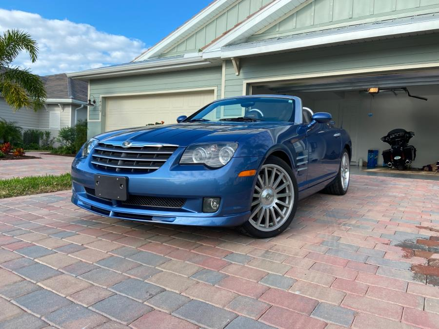 Used Chrysler Crossfire 2dr Roadster SRT6 2005 | Ace Motor Sports Inc. Plainview , New York