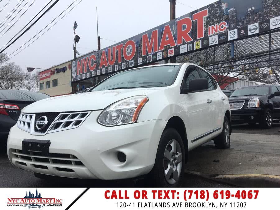Used Nissan Rogue AWD 4dr SL 2013 | NYC Automart Inc. Brooklyn, New York