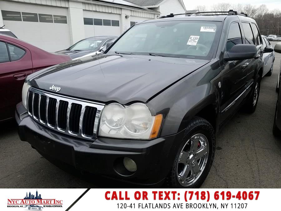 Used Jeep Grand Cherokee 4dr Limited 4WD 2005 | NYC Automart Inc. Brooklyn, New York