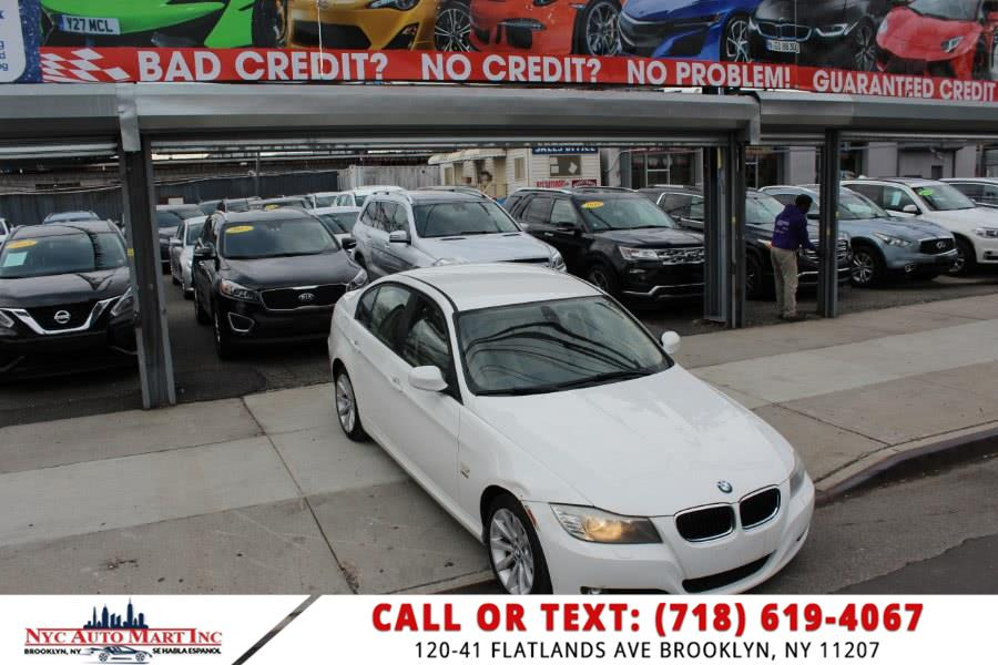 Used BMW 3 Series 4dr Sdn 328i x Drive AWD 2011 | NYC Automart Inc. Brooklyn, New York