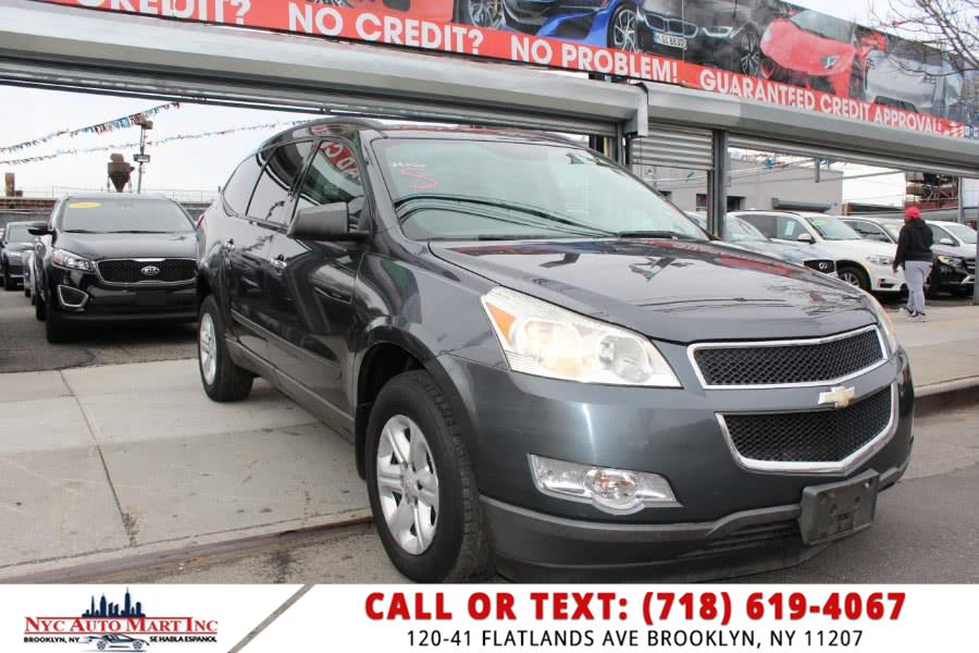 Used Chevrolet Traverse FWD 4dr LS 2011 | NYC Automart Inc. Brooklyn, New York