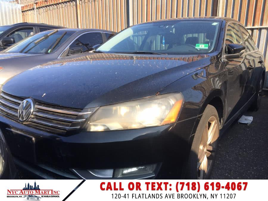 Used 2012 Volkswagen Passat in Brooklyn, New York | NYC Automart Inc. Brooklyn, New York