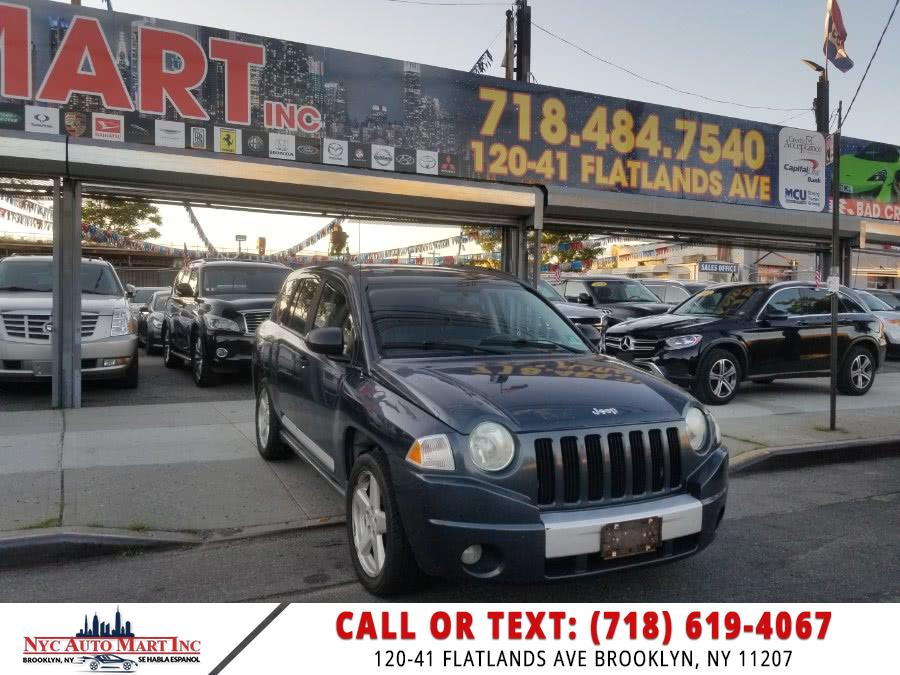 Used Jeep Compass 4WD 4dr Limited 2007 | NYC Automart Inc. Brooklyn, New York
