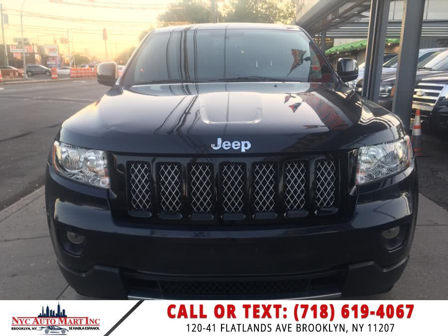 Used Jeep Grand Cherokee 4WD 4dr LIMITED 2012 | NYC Automart Inc. Brooklyn, New York