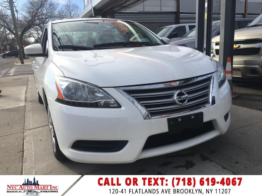 Used Nissan Sentra 4dr Sdn I4 CVT SR 2014 | NYC Automart Inc. Brooklyn, New York