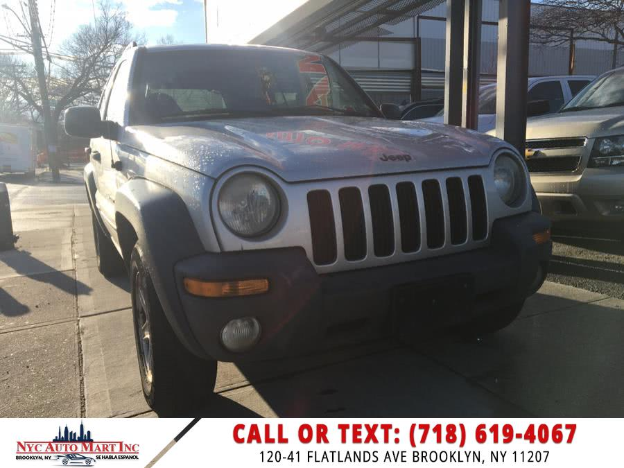 Used Jeep Liberty 4dr Sport 4WD 2003 | NYC Automart Inc. Brooklyn, New York