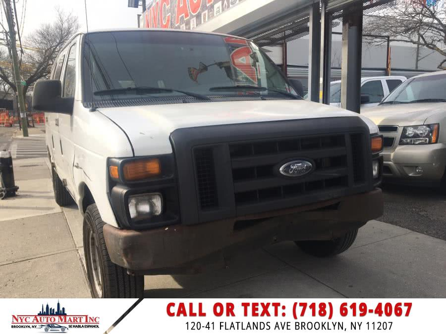 Used Ford Econoline Cargo Van E-150 Commercial 2008 | NYC Automart Inc. Brooklyn, New York