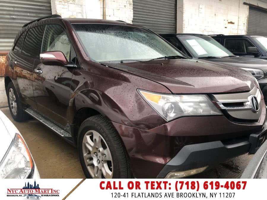 Used 2009 Acura MDX in Brooklyn, New York | NYC Automart Inc. Brooklyn, New York