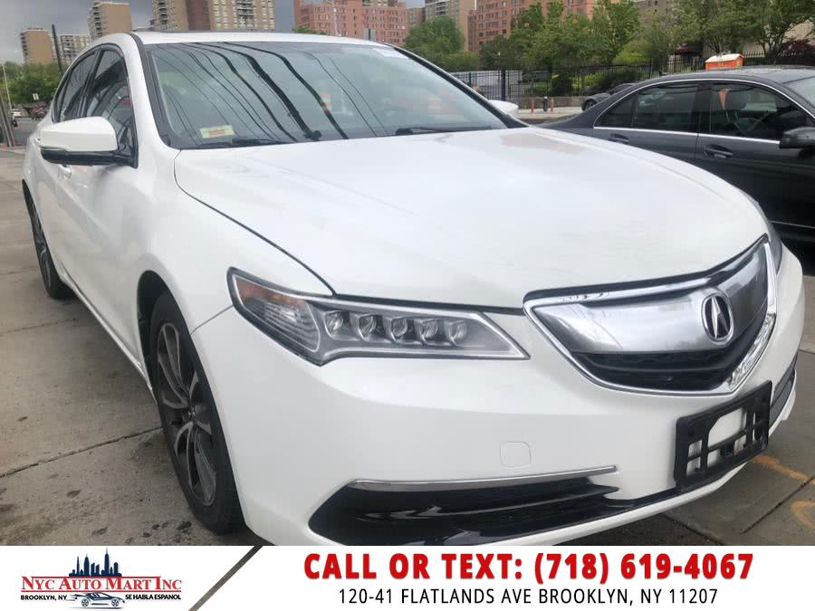 Used 2015 Acura TLX in Brooklyn, New York | NYC Automart Inc. Brooklyn, New York