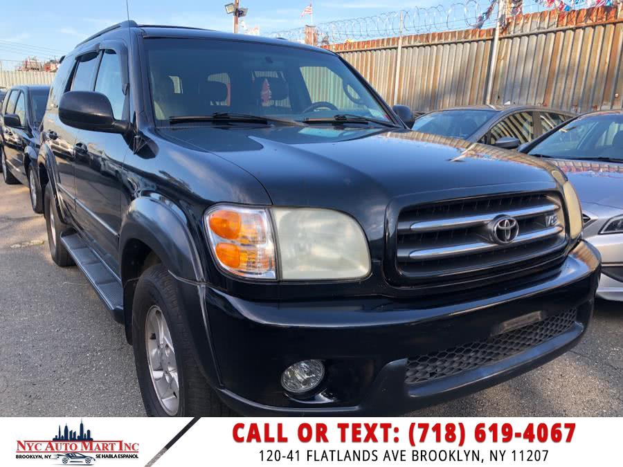 Used Toyota Sequoia 4dr Limited 4WD (SE) 2002 | NYC Automart Inc. Brooklyn, New York