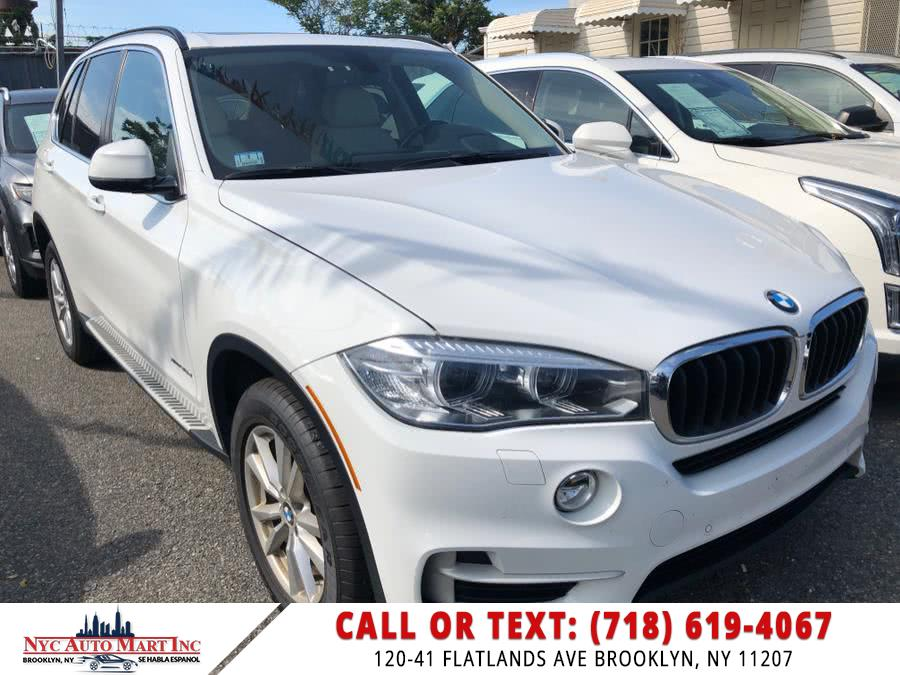 Used 2015 BMW X5 in Brooklyn, New York | NYC Automart Inc. Brooklyn, New York