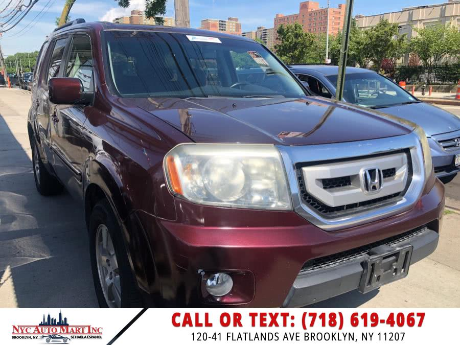 Used Honda Pilot 4WD 4dr EX-L 2011 | NYC Automart Inc. Brooklyn, New York