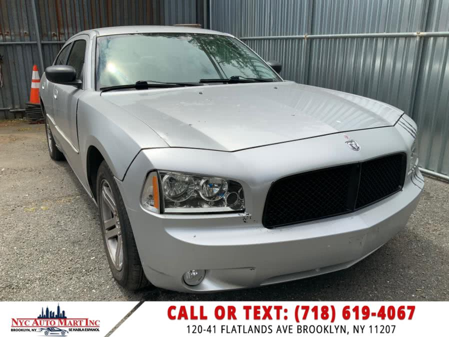 Used Dodge Charger 4dr Sdn 4-Spd Auto RWD 2007 | NYC Automart Inc. Brooklyn, New York