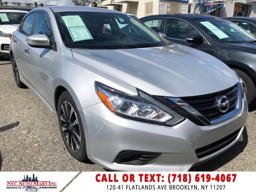 Used 2018 Nissan Altima in Brooklyn, New York | NYC Automart Inc. Brooklyn, New York