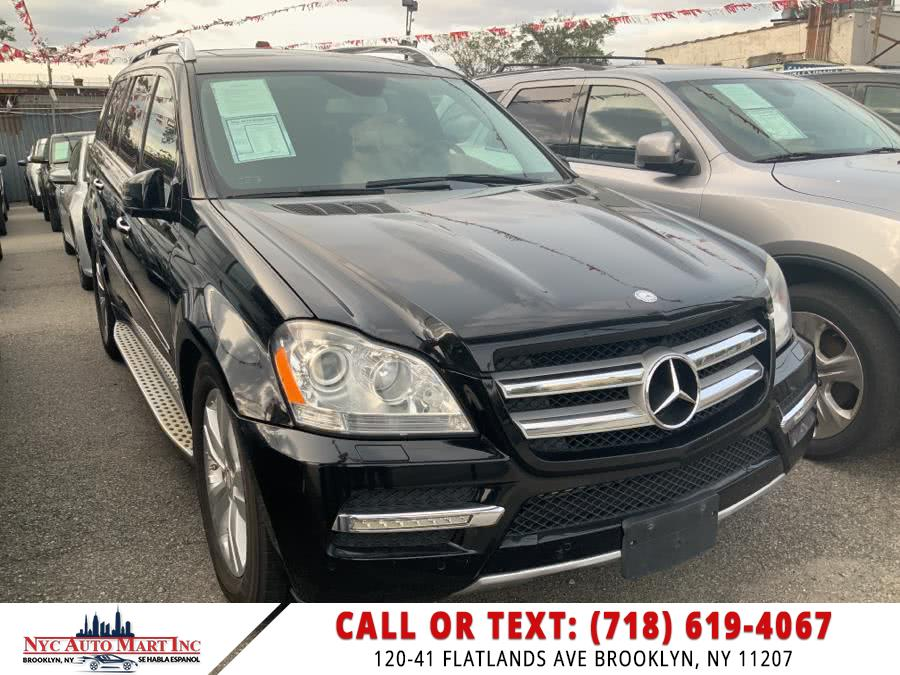 Used Mercedes-Benz GL-Class 4MATIC 4dr GL450 2012 | NYC Automart Inc. Brooklyn, New York