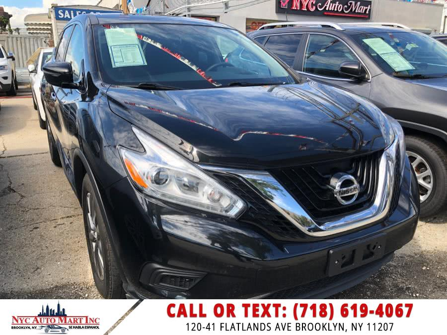 Used 2017 Nissan Murano in Brooklyn, New York | NYC Automart Inc. Brooklyn, New York